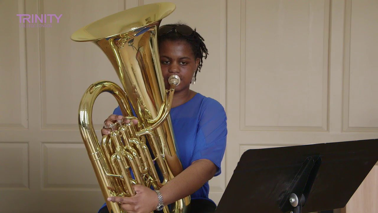 Trinity College London Grade 7 Tuba Exam