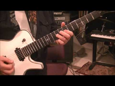 How to Play JUDITH by A PERFECT CIRCLE - Guitar Lesson by Mike Gross