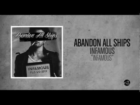 Клип Abandon All Ships - Infamous (feat. A Game)