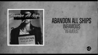 Abandon All Ships - Infamous (feat A-Game) YouTube Videos