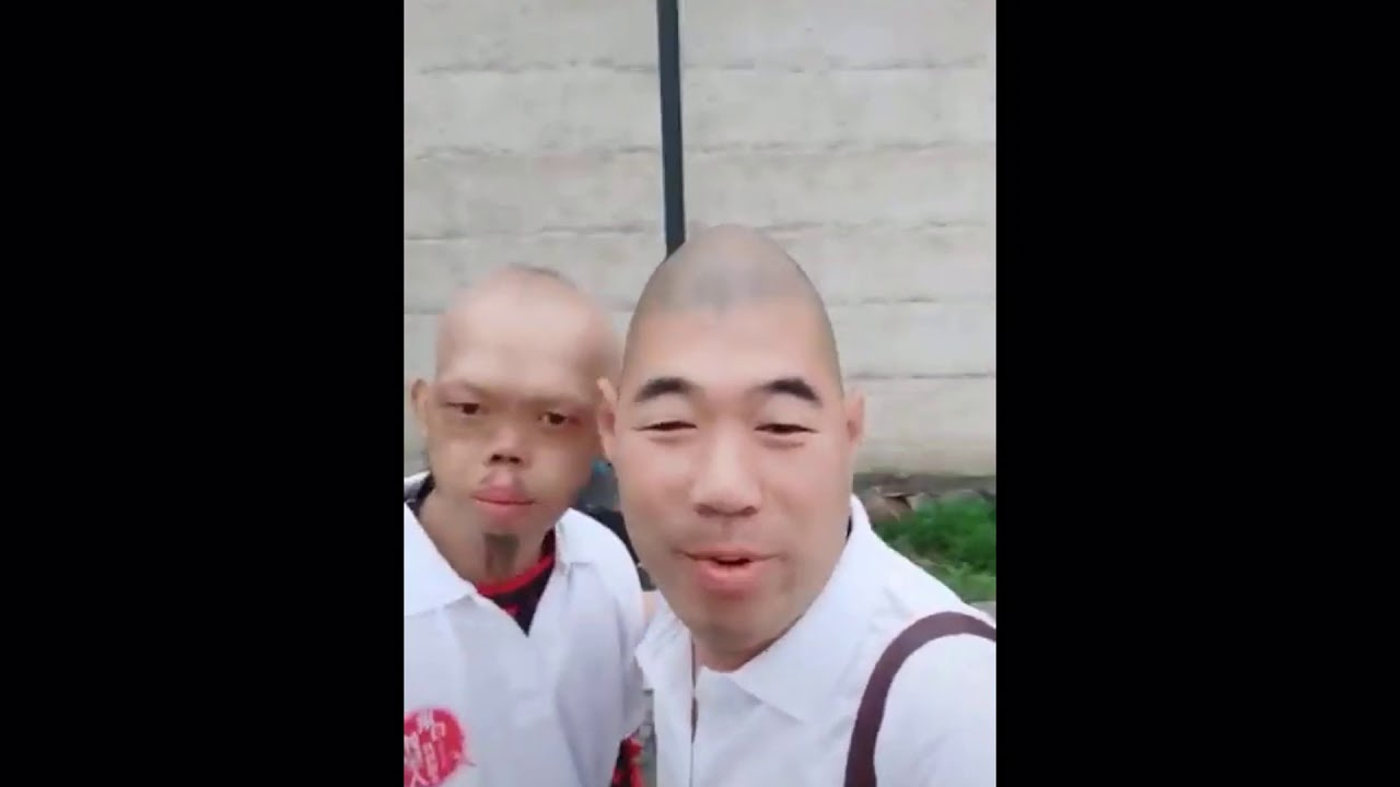 Chinese Egg man with his friends part 3