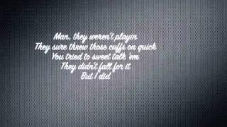 sam hunt cop car lyric video