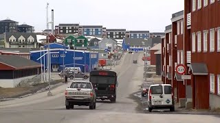 Nuuk - the largest city of Greenland [HD] thumbnail