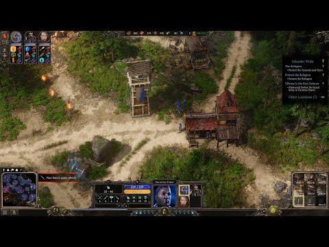 Let's Play Spellforce 3 - Iskander Wilds - Mission 9 - Part II |