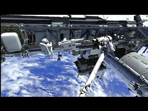 NASA Begins Series of Spacewalks to Fix Space Station Cooling System