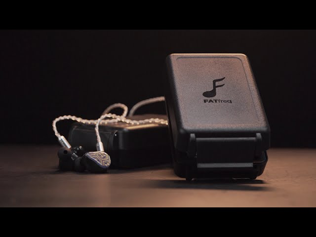 FATfreq  In-Ear Monitors Commercial Shoot