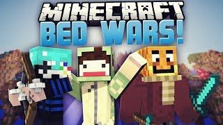 Bauspaß in Minecraft BEDWARS mit GLP & Paluten | unge