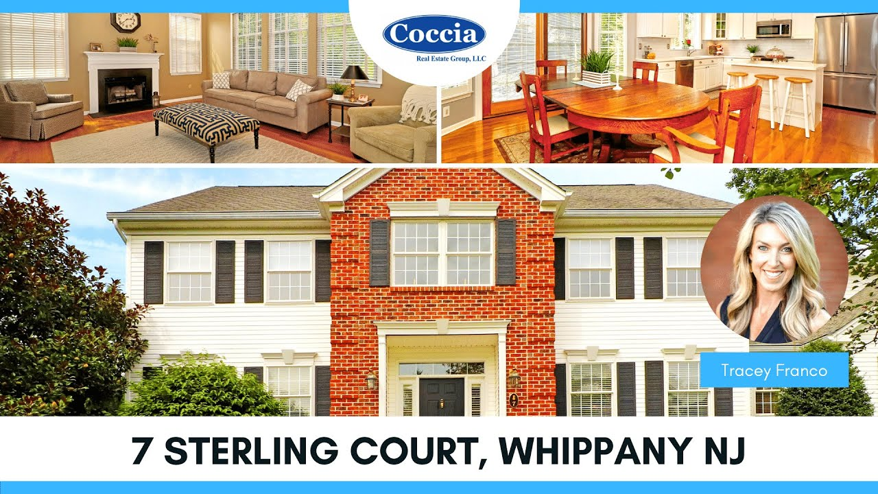 7 Sterling Court   Homes for Sale Whippany NJ   Morris County