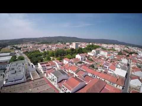 Grandola Portugal From The Sky Drone Footage - DJI & GoPro Travel Europe