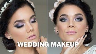 Wedding Makeup (with subs) - Linda Hallberg Makeup Tutorials Thumbnail