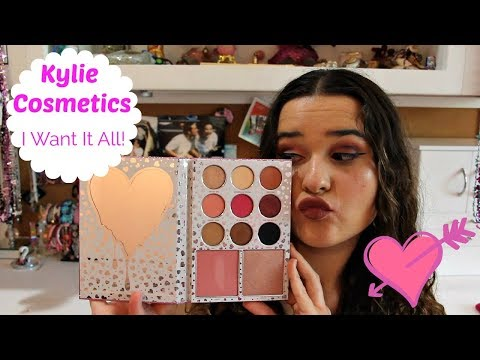 KYLIE COSMETICS: I Want It All Bundle!!!    First Impressions