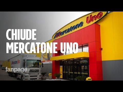 """Mercatone Uno è Fallito, Negozi Chiusi E 1800 Dipendenti A Casa: """"Scoperto Su Facebook"""