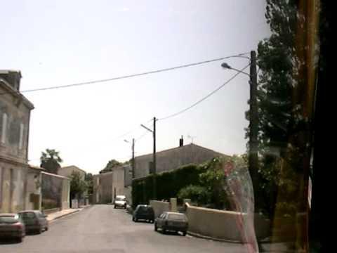 サン・ジュリアンの町を通過20060614 Saint-Julien-Beychevelle