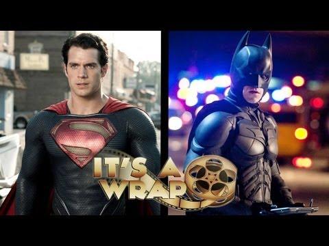 Superman vs. Batman Movie: It's A Wrap!