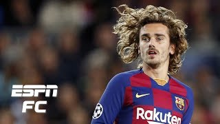Barcelona's antoine griezmann makes his return to the wanda metropolitano on sunday for a la liga showdown vs. former side, atletico madrid. sid lowe joi...