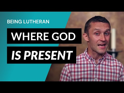 Being Lutheran - Video Lesson 10