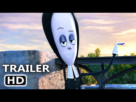THE ADDAMS FAMILY 2 Trailer (2021) Animation Movie