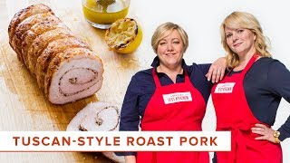 How to Make the Ultimate Tuscan-Style Roast Pork with Garlic and Rosemary (Arista)