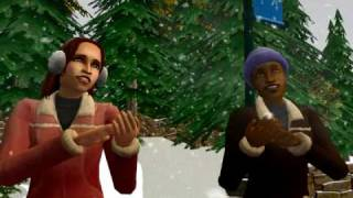 The Sims 2 - Seasons feat. Lily Allen - Smile (in Simlish)