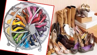 Best 30Creative Shoe Storage Ideas .Smart shoe storage ideas for your home: Please subscribe for my channel to watch all my