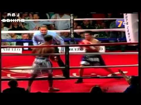Tyson Marquez vs Nica Concepción Highlights.
