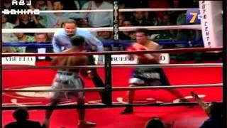 Tyson Marquez vs Nica Concepción Highlights.