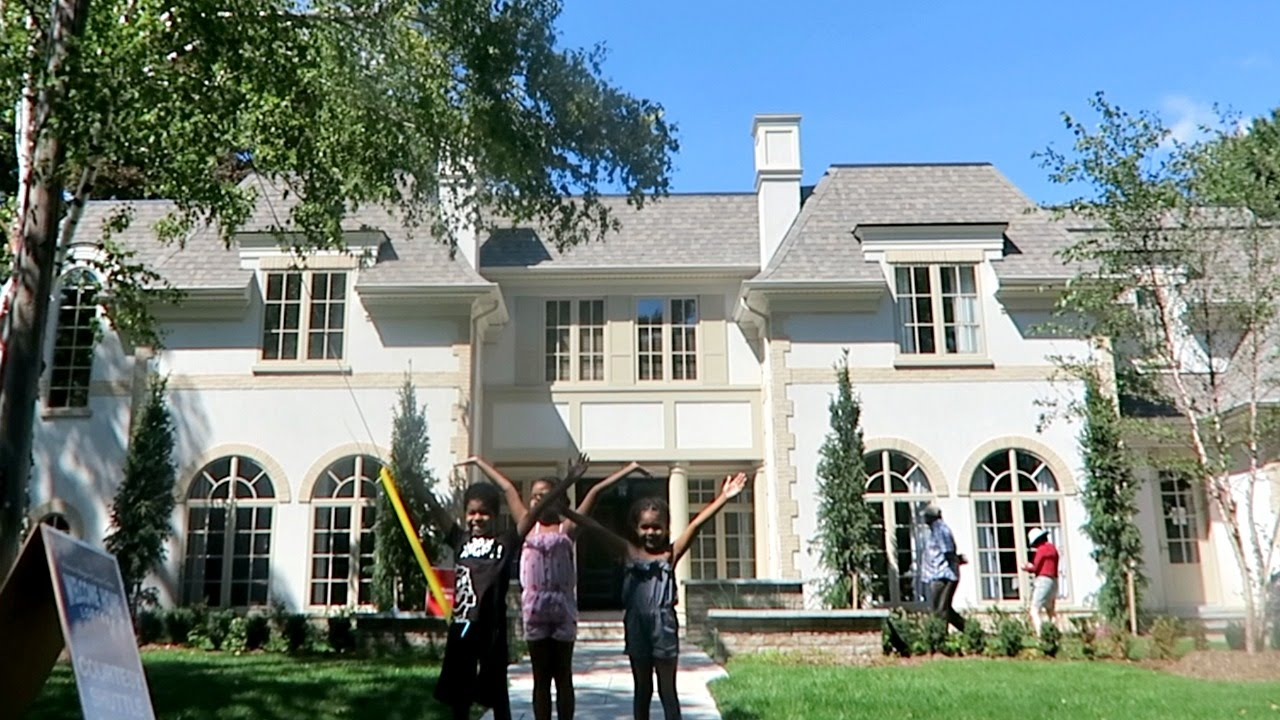 Fall 2016 Princess Margaret Showhome Tour Oakville Youtube
