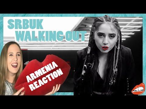 EUROVISION REACTION TO SRBUK - 'WALKING OUT' (ARMENIA 2019)