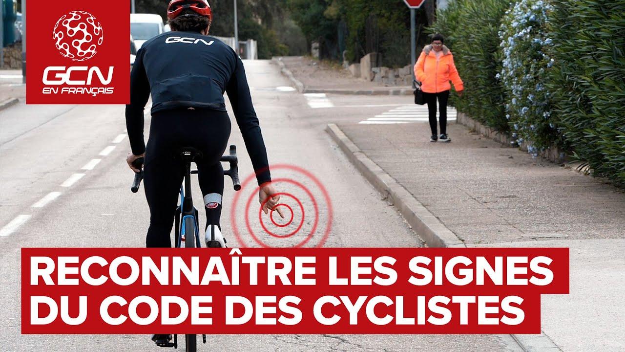 Download Reconnaître les signes du code des cyclistes