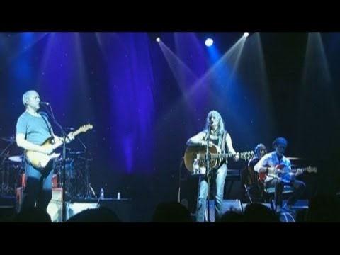 "Mark Knopfler & Emmylou Harris ""Our Shangri-La"" 2006 Paris"