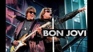 Скачать Bon Jovi In Concert 1 New Jersey 2001