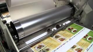 видео  Ламинация листов пленками форматом А2 и А1