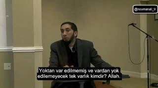 Bilim ve Din - Nouman Ali Khan