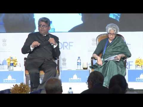 Raisina Dialogue 2016 | Pathways: The New Development Landscape