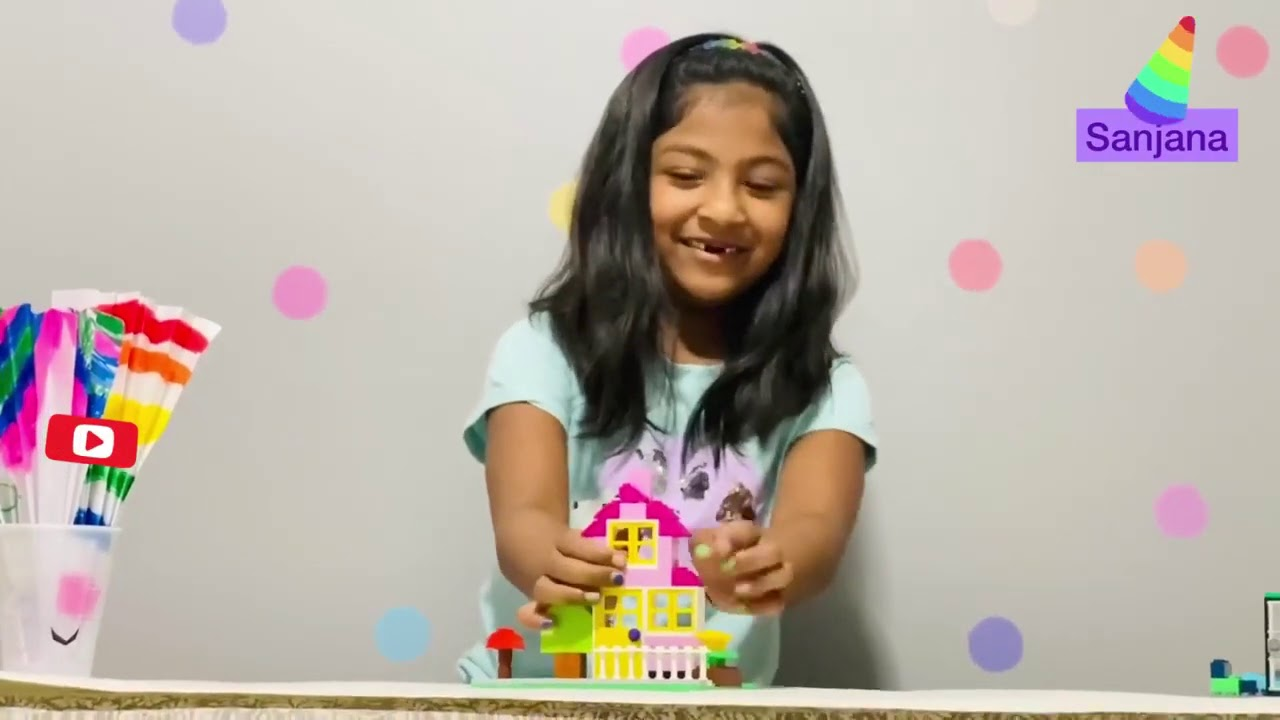 Sanjana Gosi (Lego Creation Submission)- A Series of Online Summer Competitions for Children 2020