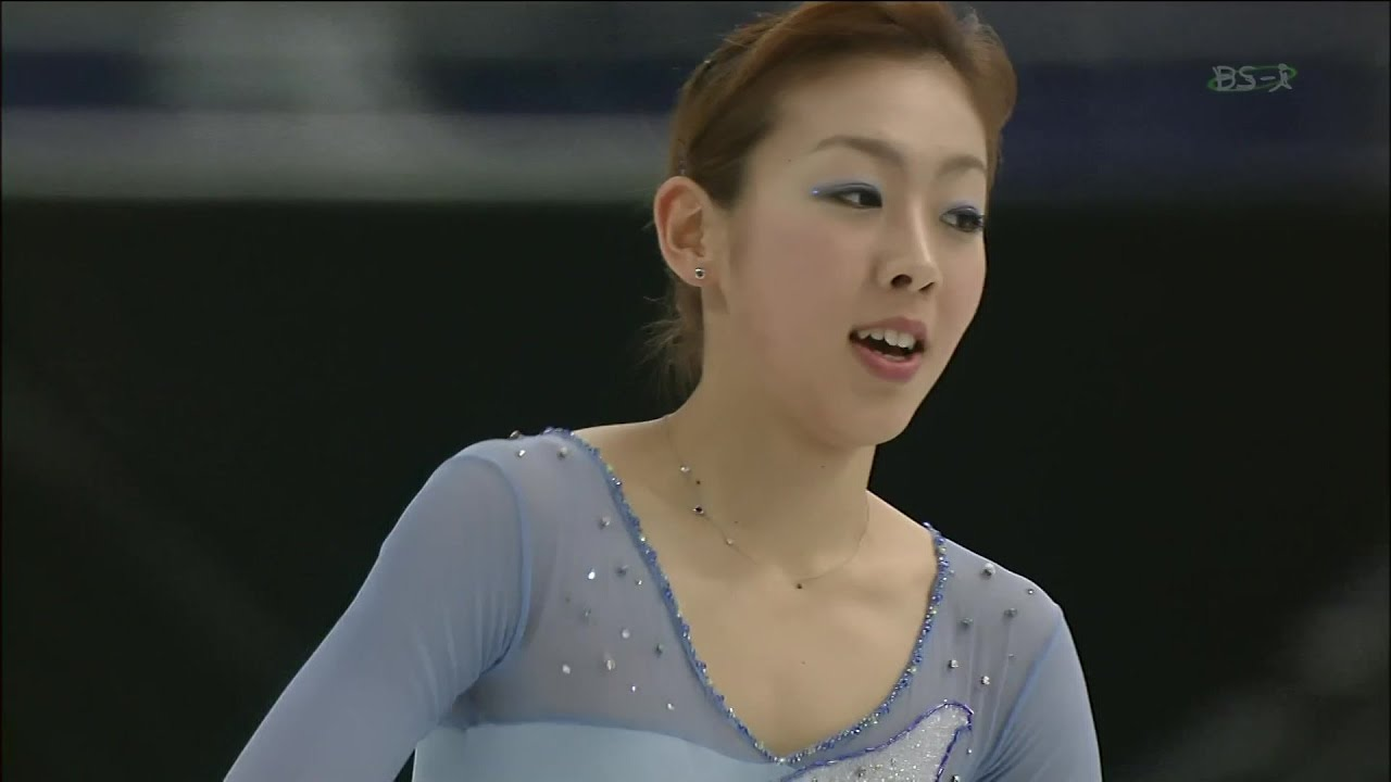 村主章枝 [HD] 村主章枝 Fumie Suguri - 2002 Worlds SP - Ave Maria