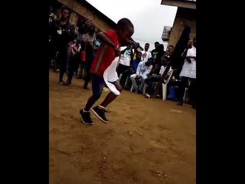 Young Talented Dancer Freestyle To WHO By IDOWEST