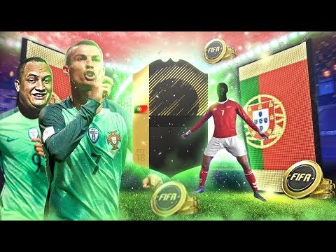 TIREI O CRISTIANO RONALDO?! 💰RECOMPENSAS TOP 100 FUT CHAMPIONS FIFA 18