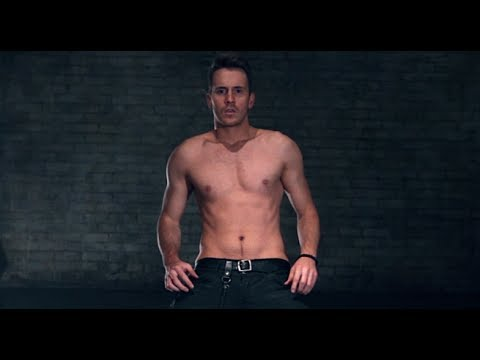 Robert Hoffman does the Sexiest dance ever!