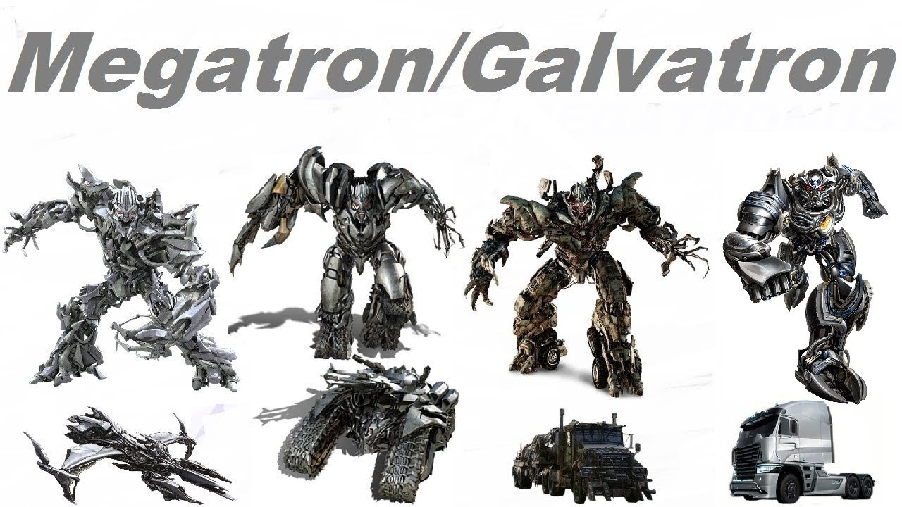 megatron galvatron gallery