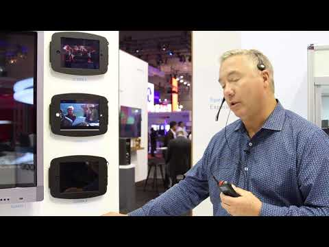 Listen Technologies Listen Talk Two way Tour guide System