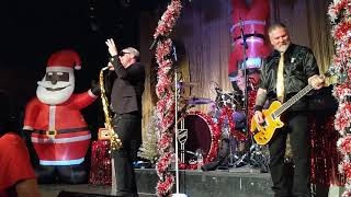 """Me First Gimme Gimmes """"Feliz Navidad"""" & """"Ghost Riders"""" Christmas Show at Slim's SF 12/13/19 live"""