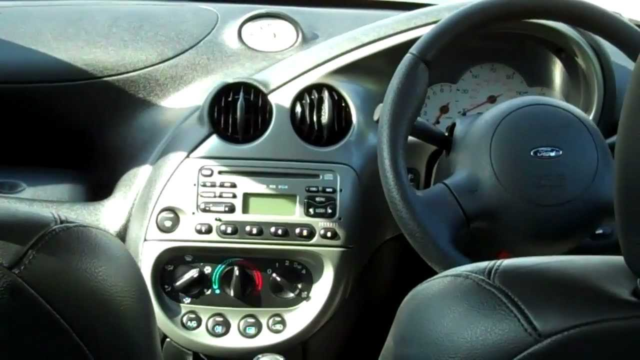 04 53 Ford Ka Luxury 1 3cc 3dr 163 2995 Hatchback With A C
