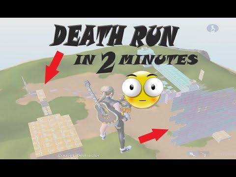 SpitRoastSmith's Deathrun [WORLD RECORD] Creative Destruction !