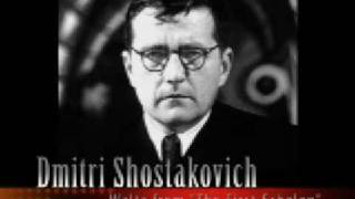 "Shostakovich: Waltz from ""The First Echelon"""