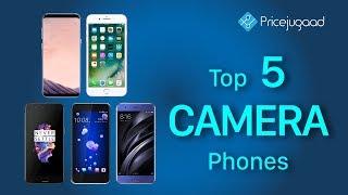 Top 5 Camera Smartphones to Buy in 2017