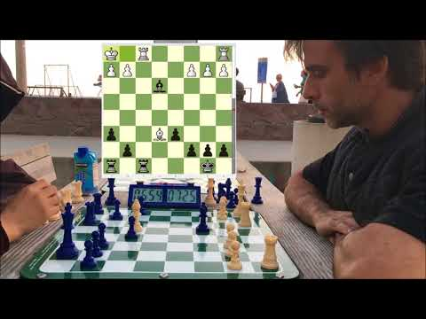 """Can You Spot The One Subtle Tactic That Ices the Game? """"Samurai"""" Sebastian vs. Chedi Knight Brian"""