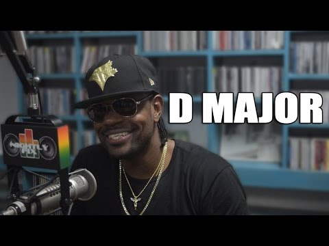 D Major talks singers being a dying breed in JA, touring with Chris Martin & popularity in Africa