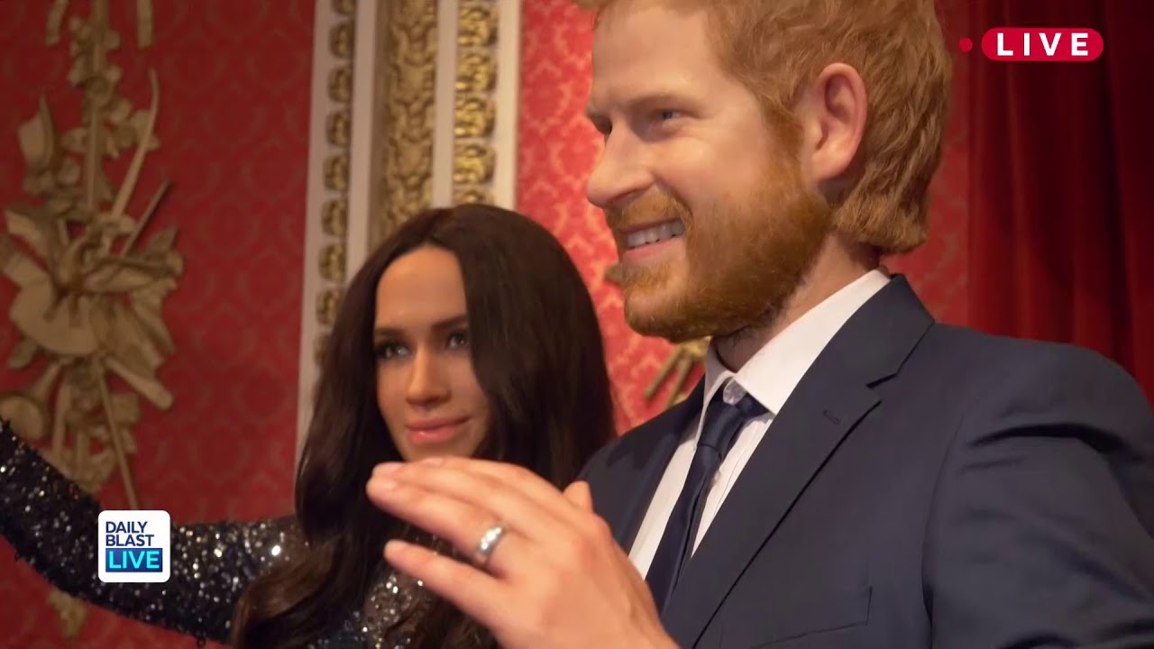 30 Thoughts I Had While Watching Lifetime's Harry & Meghan ...