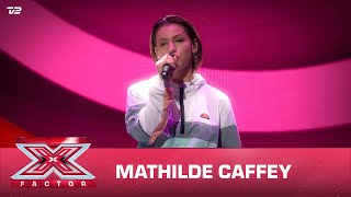 Mathilde Caffey synger 'Boring People' - L Devine (Live) | X Factor 2020 | TV 2
